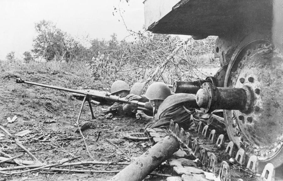 Diverses photos de la WWII 5418