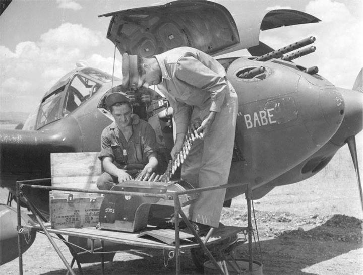 Diverses photos de la WWII - Page 37 5742