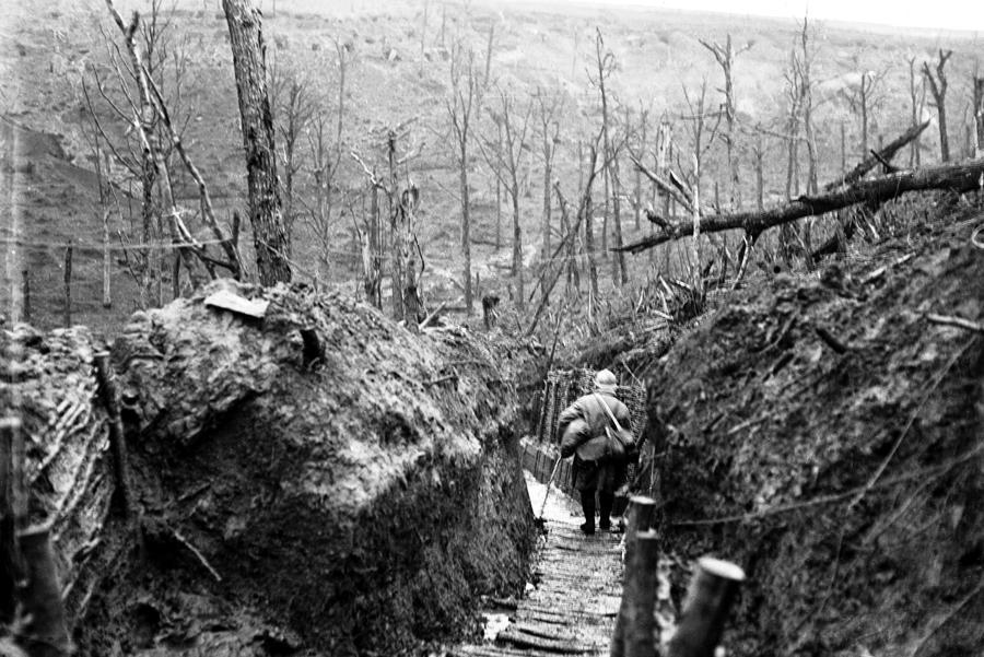 Vauquoi 14-18 , la guerre des mines  589