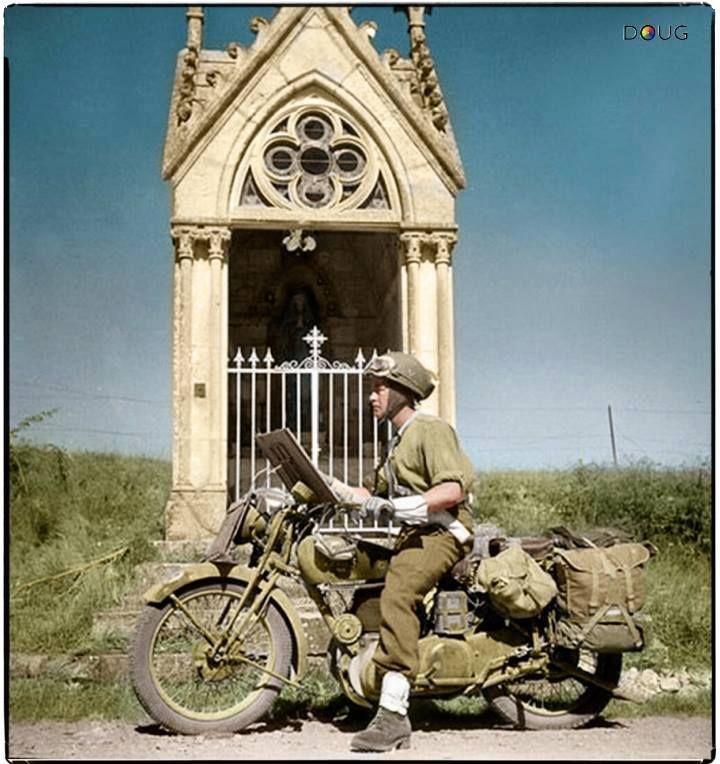Diverses photos de la WWII - Page 4 6629