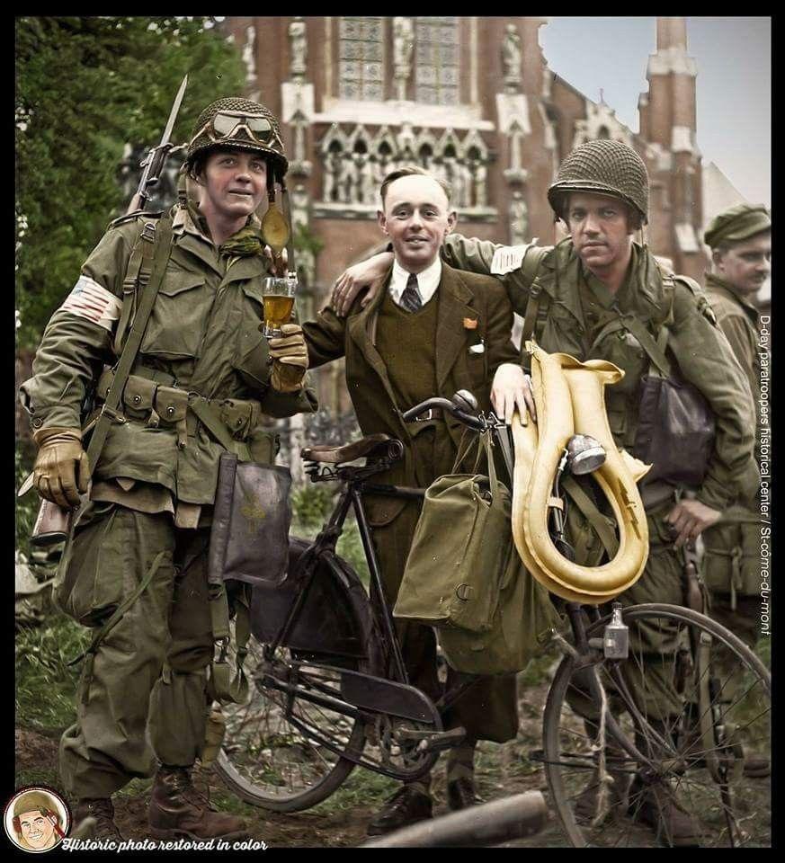 Diverses photos de la WWII (fichier 7) - Page 39 67724