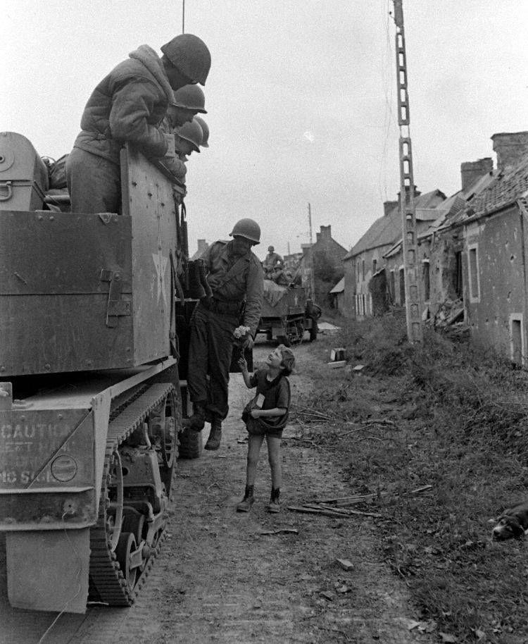 Diverses photos de la WWII 70116