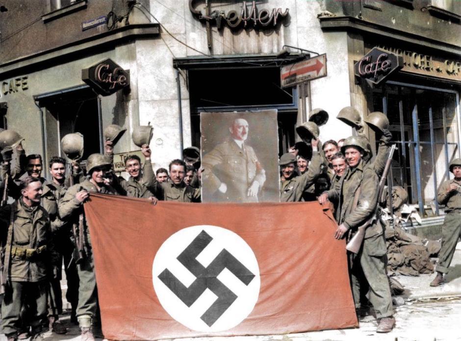Diverses photos de la WWII - Page 29 70222