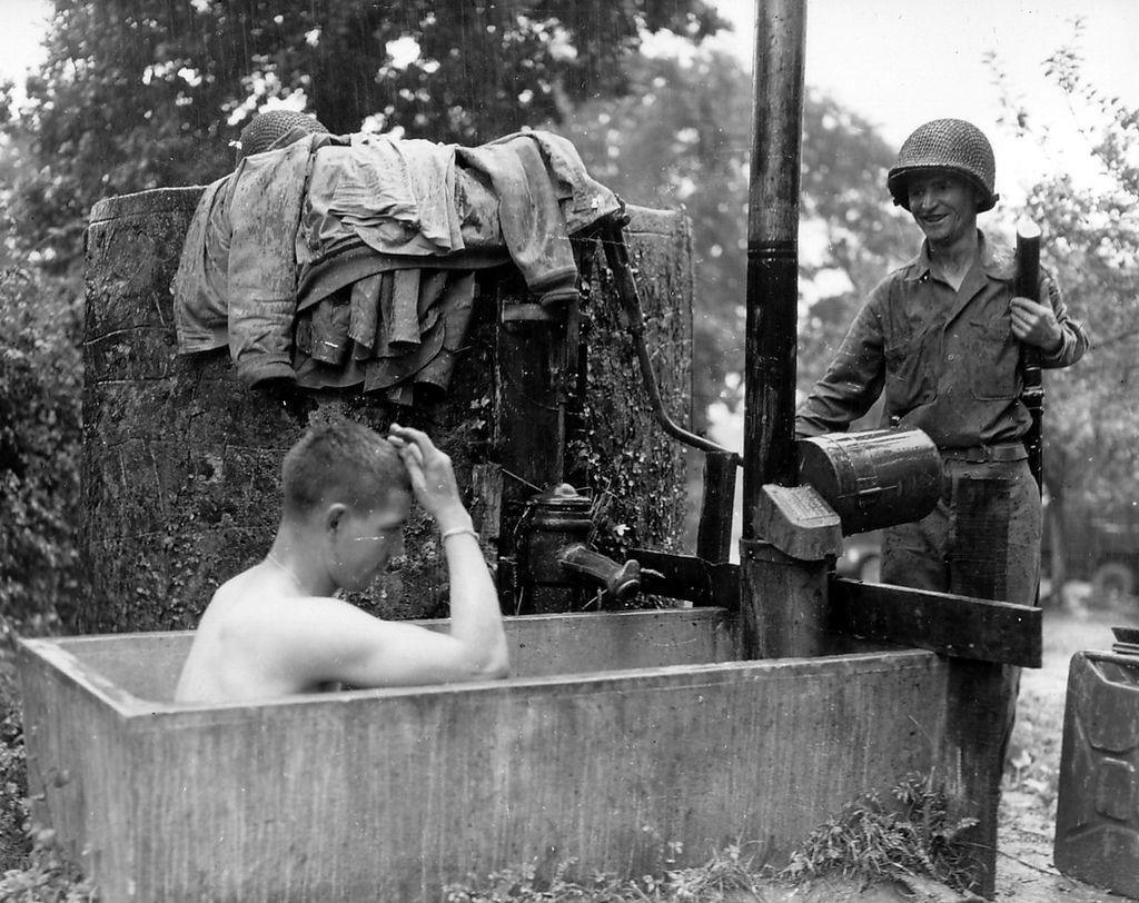 Diverses photos de la WWII 70518