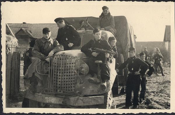 Diverses photos de la WWII 7128