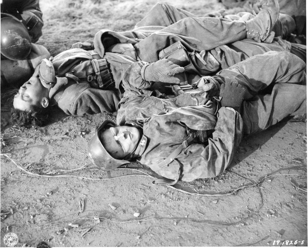 Diverses photos de la WWII 71916
