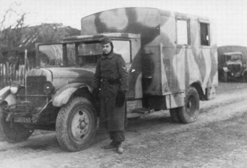 Diverses photos de la WWII 7226