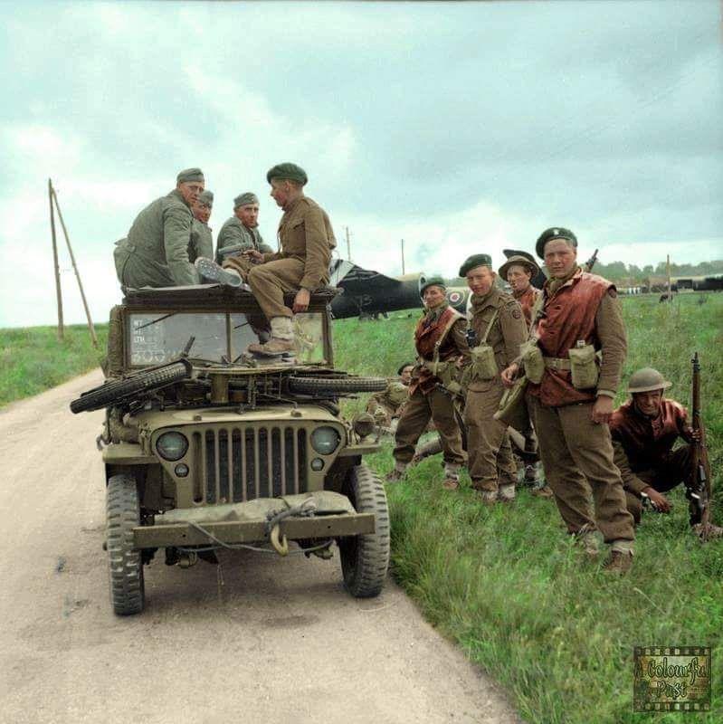Diverses photos de la WWII - Page 38 72511