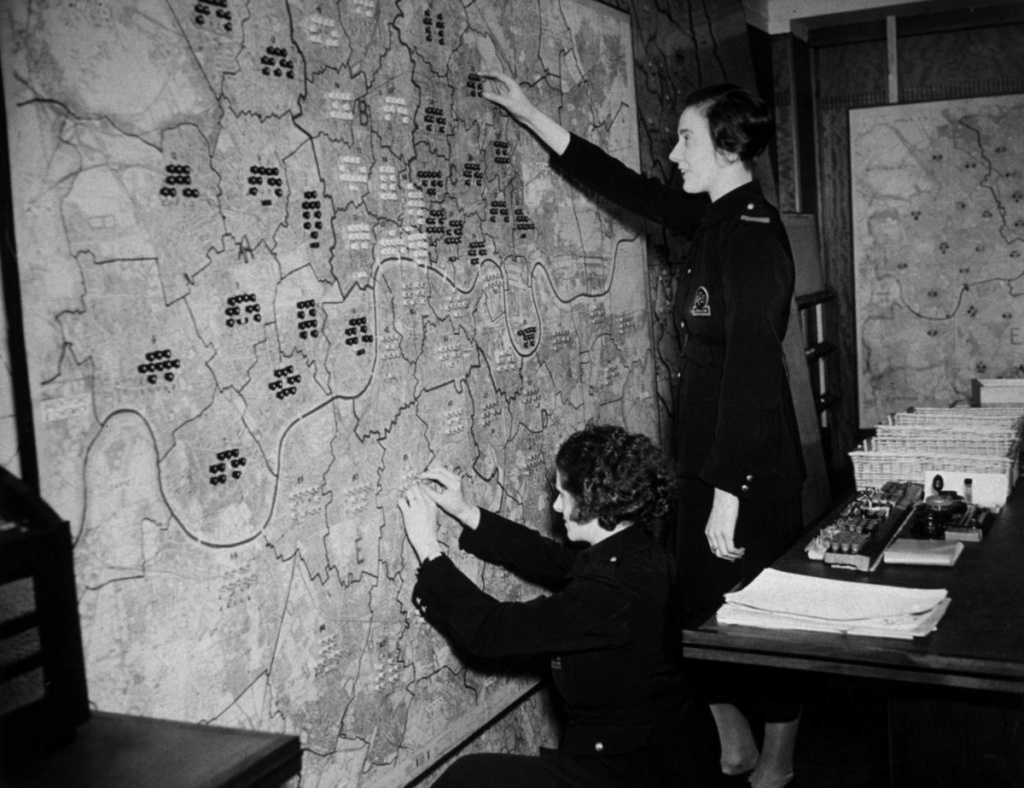 Diverses photos de la WWII 72716