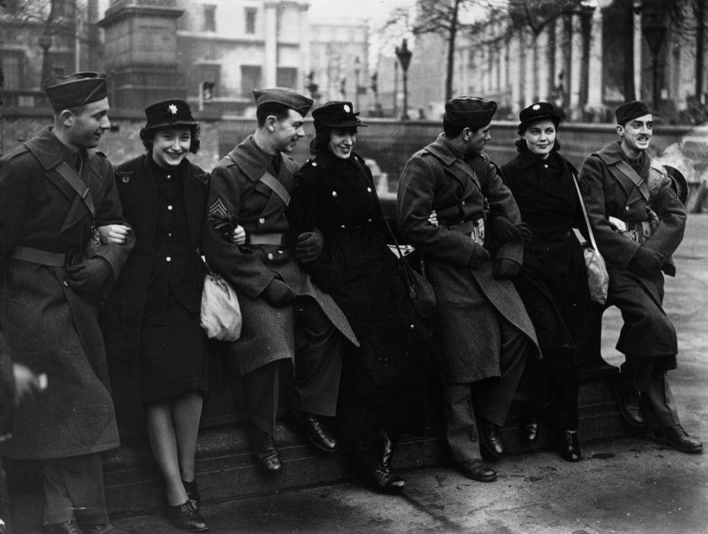 Diverses photos de la WWII 73216