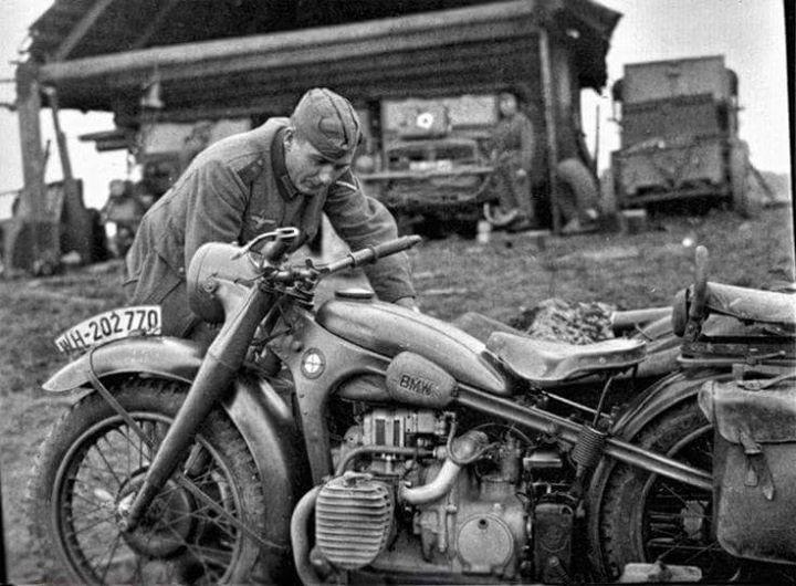 Diverses photos de la WWII 7327