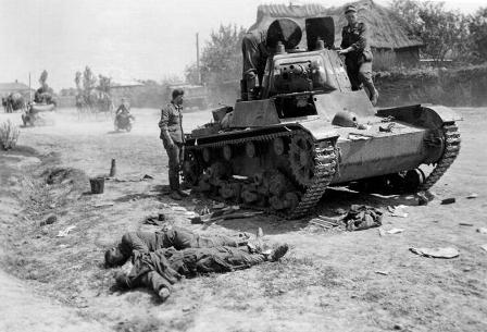 Diverses photos de la WWII 73610