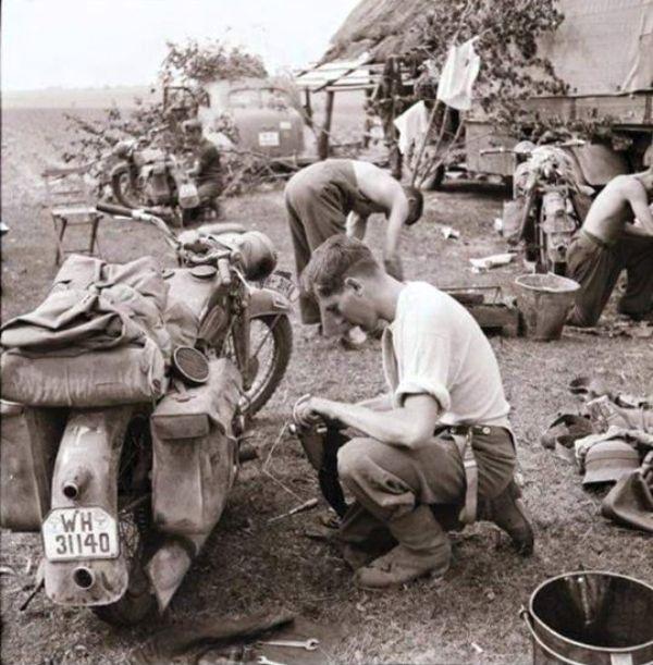 Diverses photos de la WWII 7425