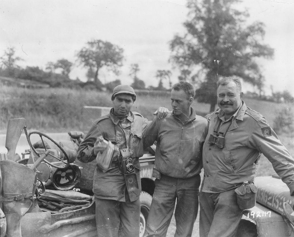 Diverses photos de la WWII - Page 39 74612