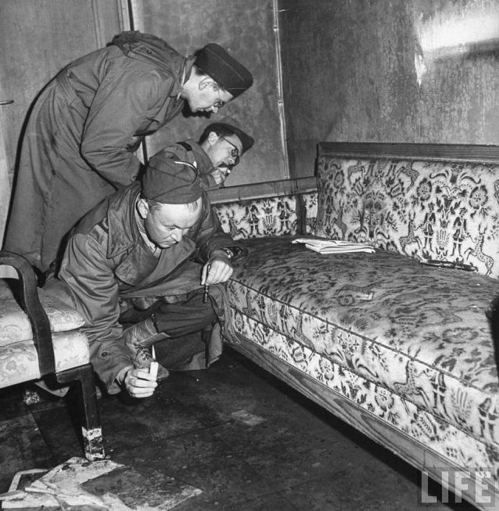 Diverses photos de la WWII 75817
