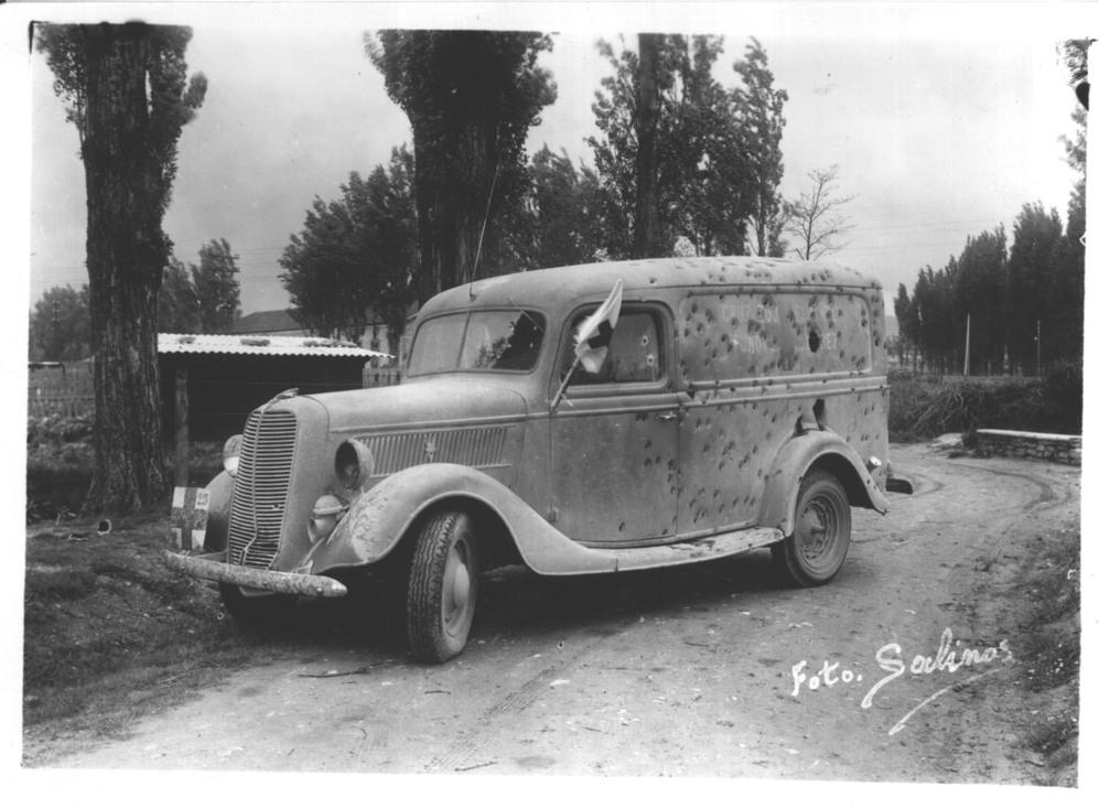 Diverses photos de la WWII 8229