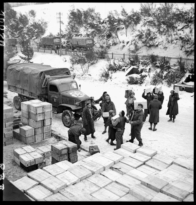 Diverses photos de la WWII 8620