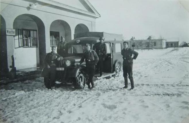 Diverses photos de la WWII 8925