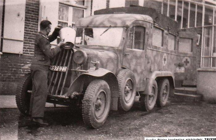 Diverses photos de la WWII 9032