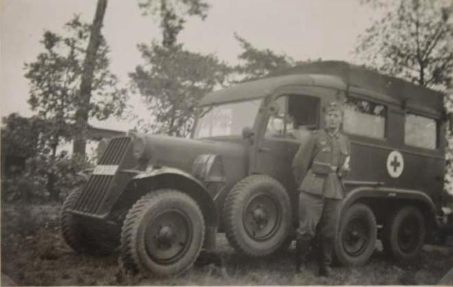 Diverses photos de la WWII 9127