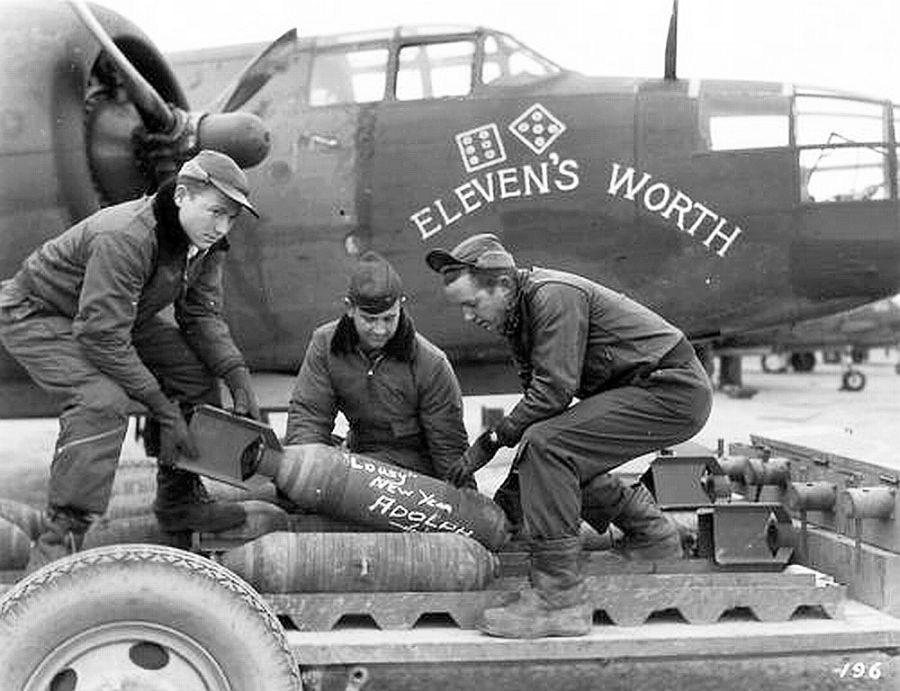 Diverses photos de la WWII (fichier 8) - Page 4 95320