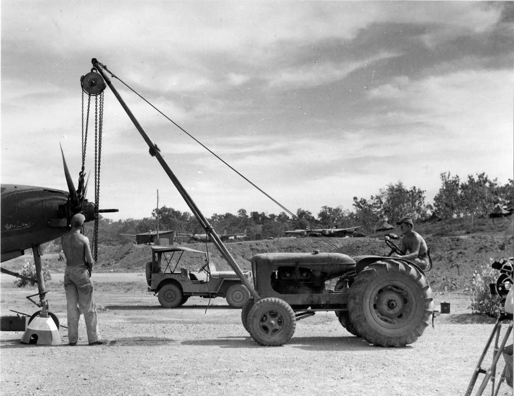 Diverses photos de la WWII (fichier 8) - Page 4 96020