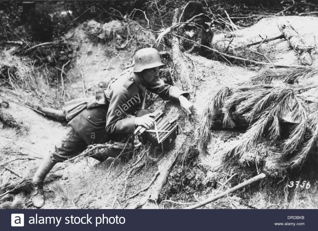 Vauquoi 14-18 , la guerre des mines  975