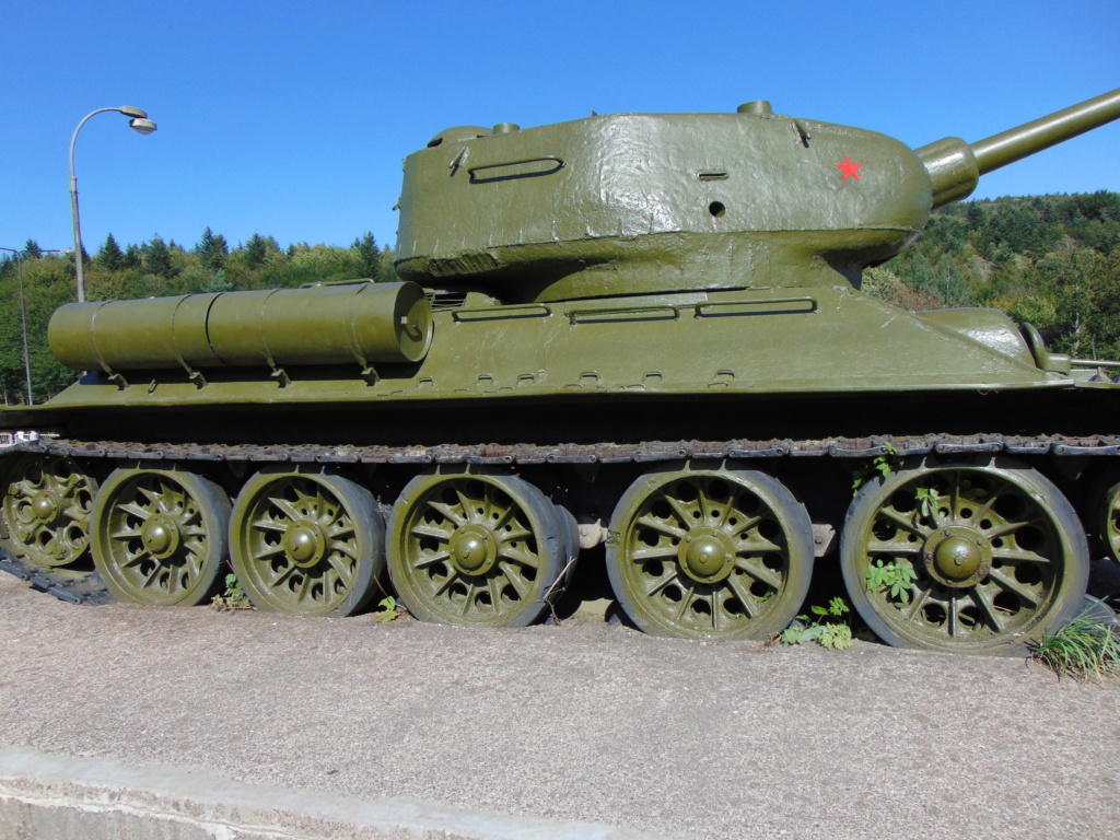 T34 en Slovaquie Dsc04175
