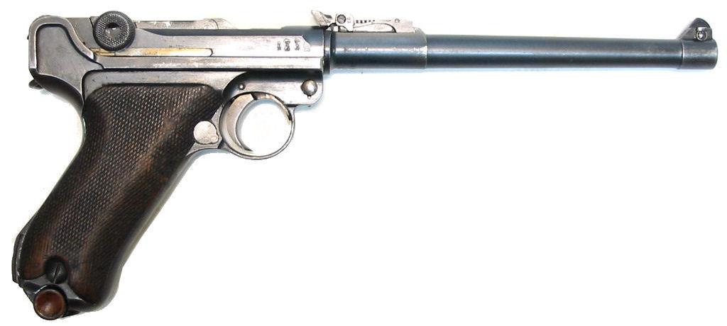 Histoire du Luger P08 9 mm Parabellum 1918 P08_ar11