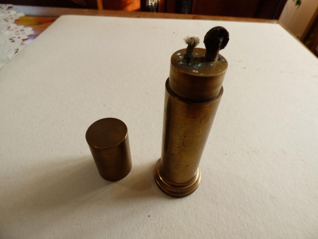 Douilles et objets de la WWI P1010586