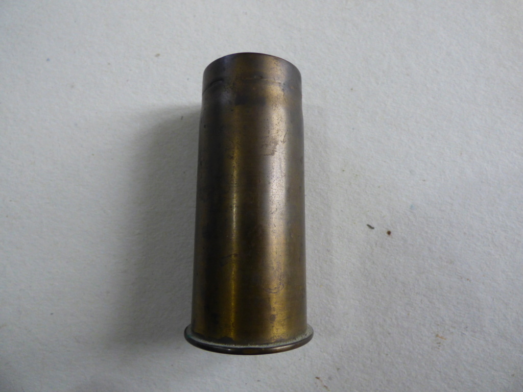 Douilles et objets de la WWI P1010595