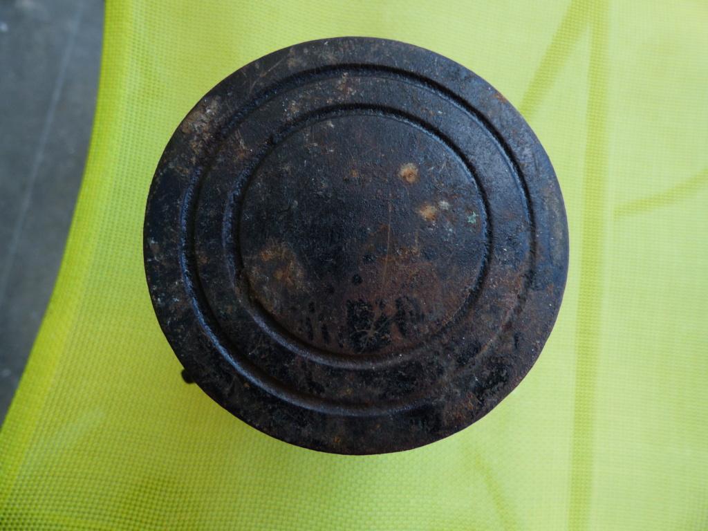 Douilles et objets de la WWI P1010858