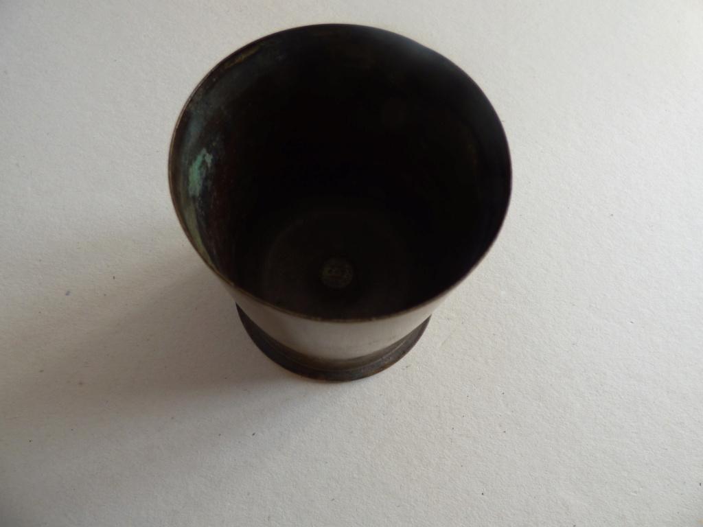 Douilles et objets de la WWI P1021120