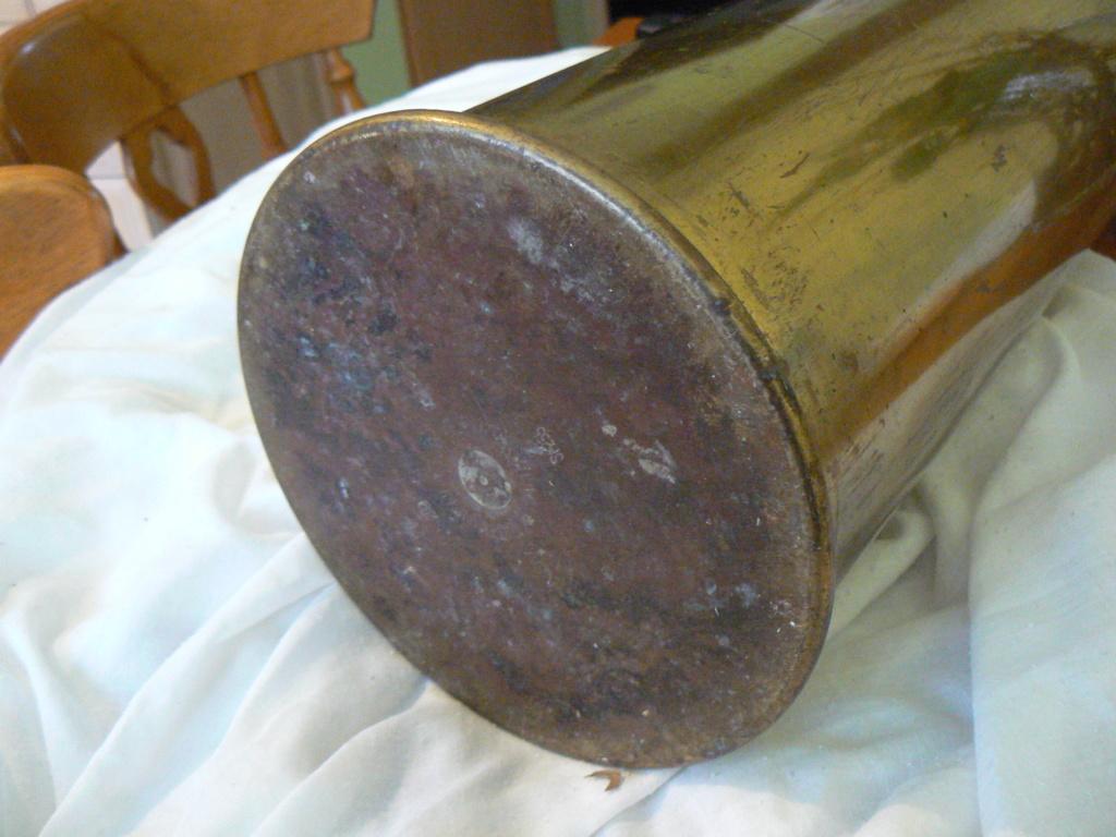 Douilles et objets de la WWI P1080223
