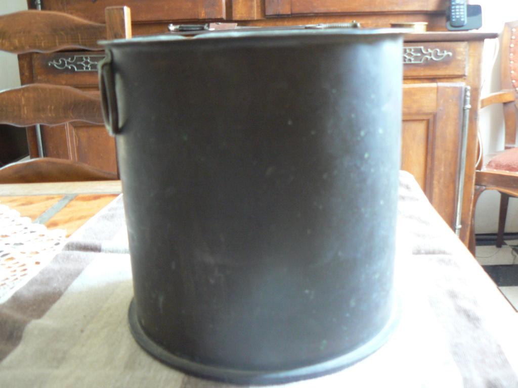 Douilles et objets de la WWI P1110448