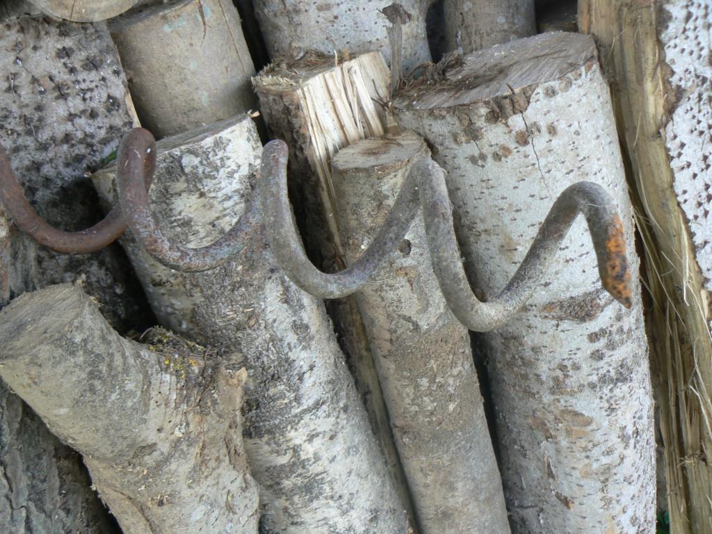 Douilles et objets de la WWI P1110452