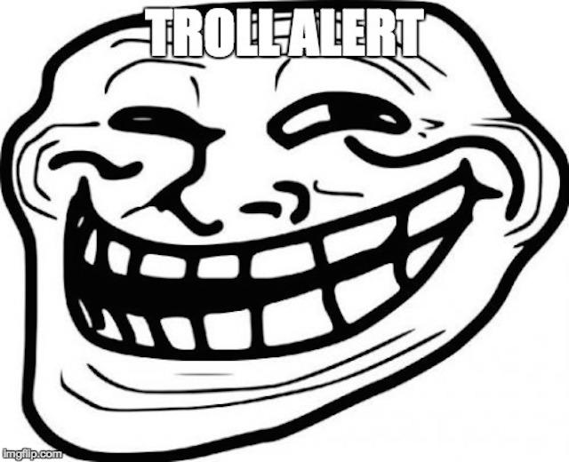 Je suis un throll Troll12