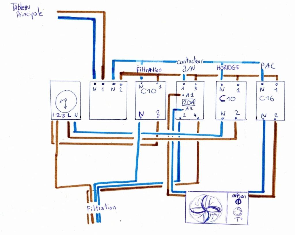 Asservissement de la Pompe de filtration à la PAC Elec_p10