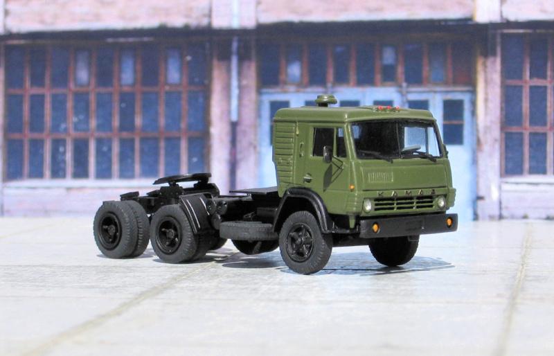 Kamaz 5410 Sattelzugmaschine 01611
