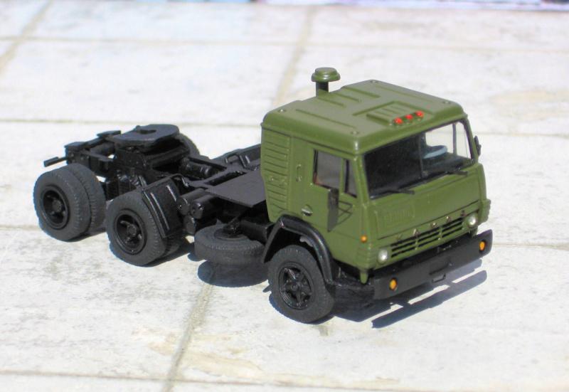 Kamaz 5410 Sattelzugmaschine 02111