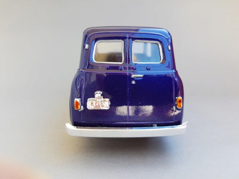 '55 Ford F-100 Panel Van von Revell 1:25 20200923