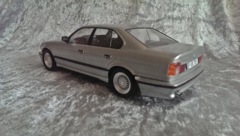 BMW M5 1:24 von Fujimi Imag4237