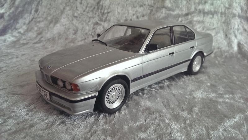 BMW M5 1:24 von Fujimi Imag4238