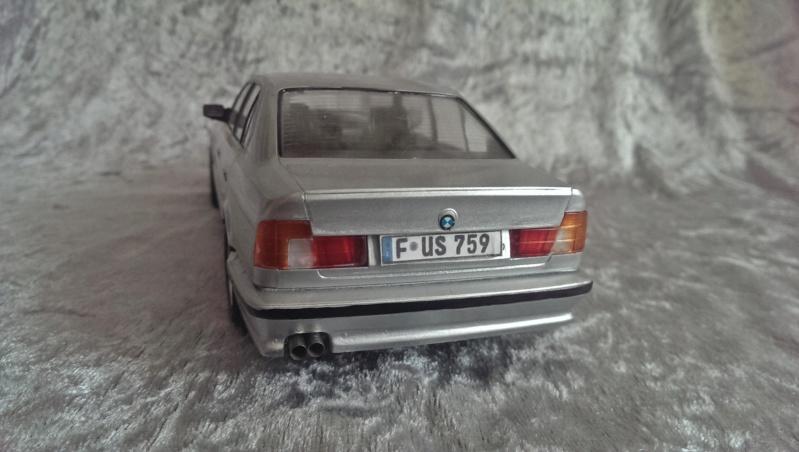 BMW M5 1:24 von Fujimi Imag4240