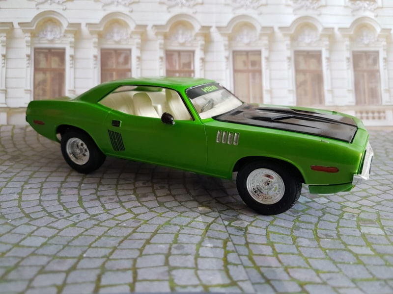 '71 Hemi Cuda Img-2032