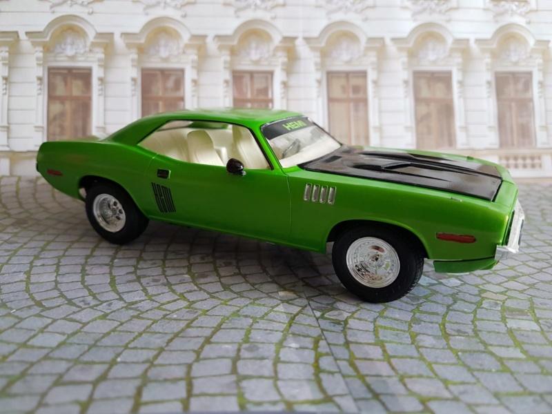 '71 Hemi Cuda Img-2039