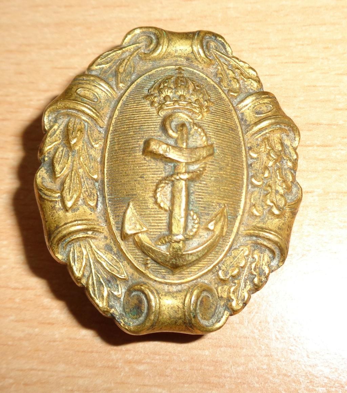 boucle de ceinturon marine  Dsc05422