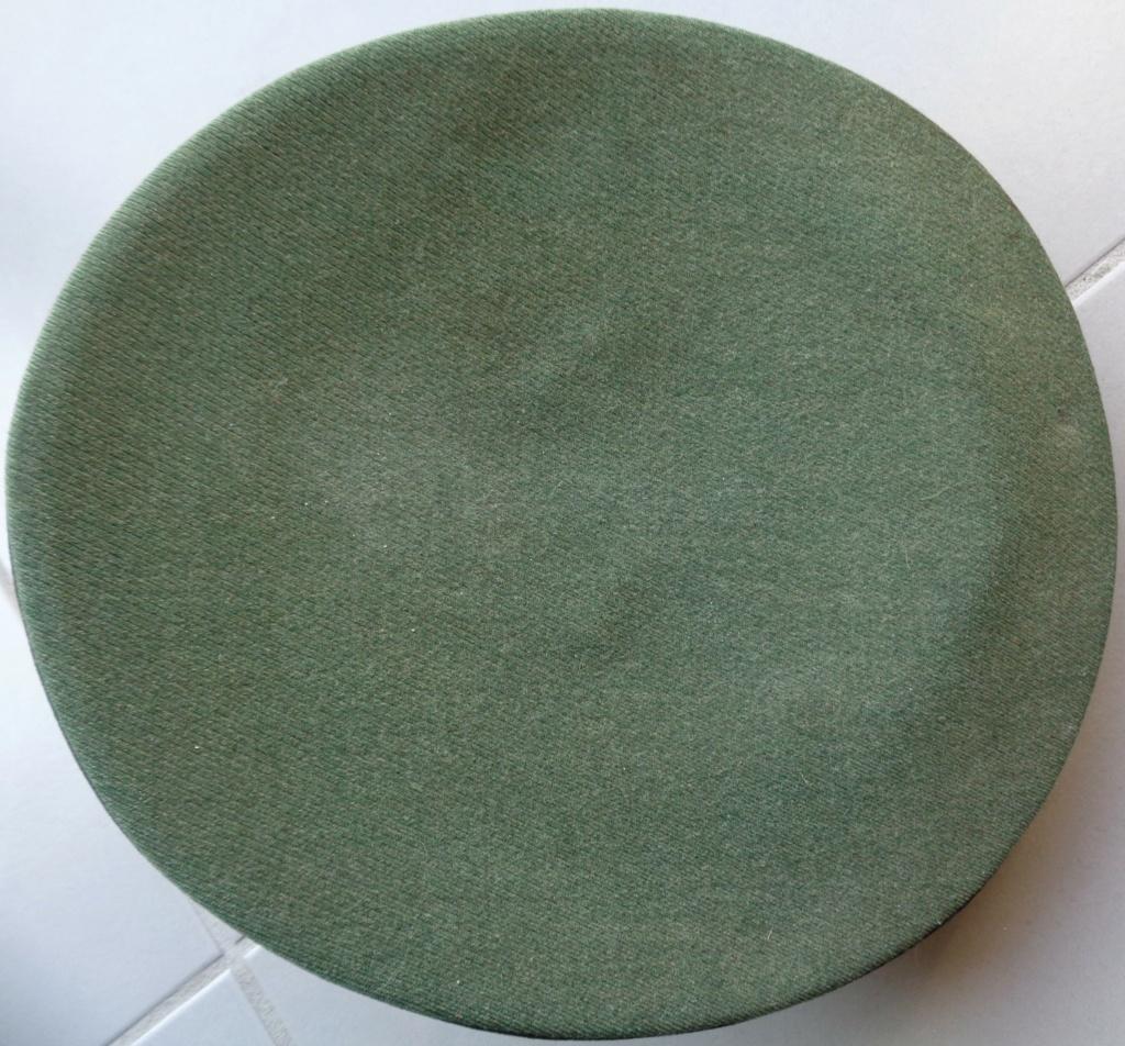 casquette sous officier allemand pionnier  Dsc06124