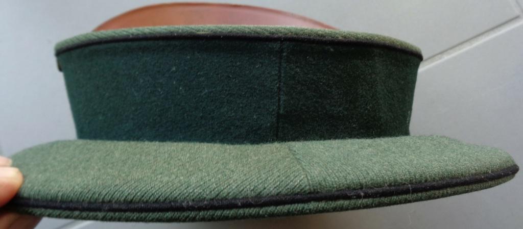 casquette sous officier allemand pionnier  Dsc06125