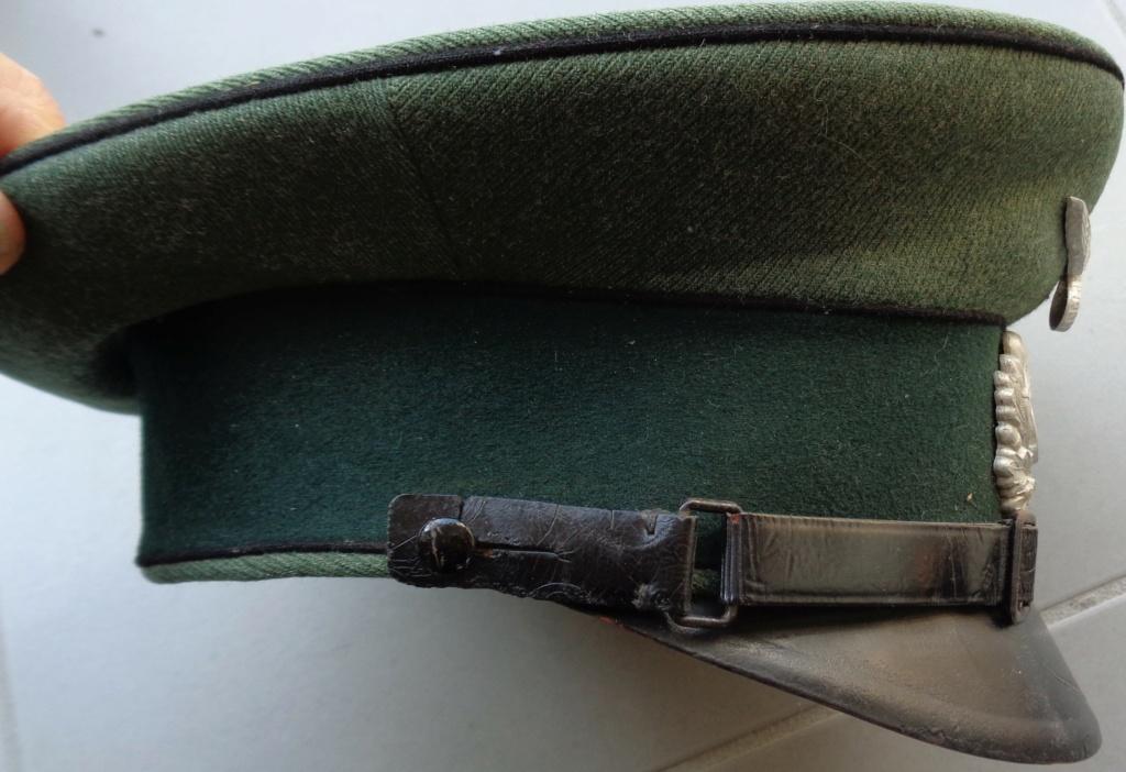 casquette sous officier allemand pionnier  Dsc06126